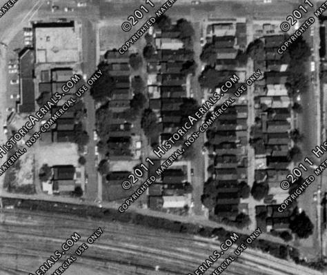 """1973 Aerial View (via historicaerials.com.)"""""""