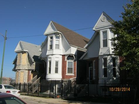 1307, 1309 and 1311 Claremont Avenue