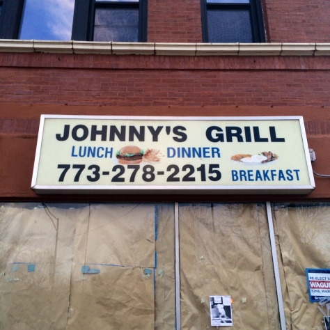 Johnny's Grill, Chicago, Illinois
